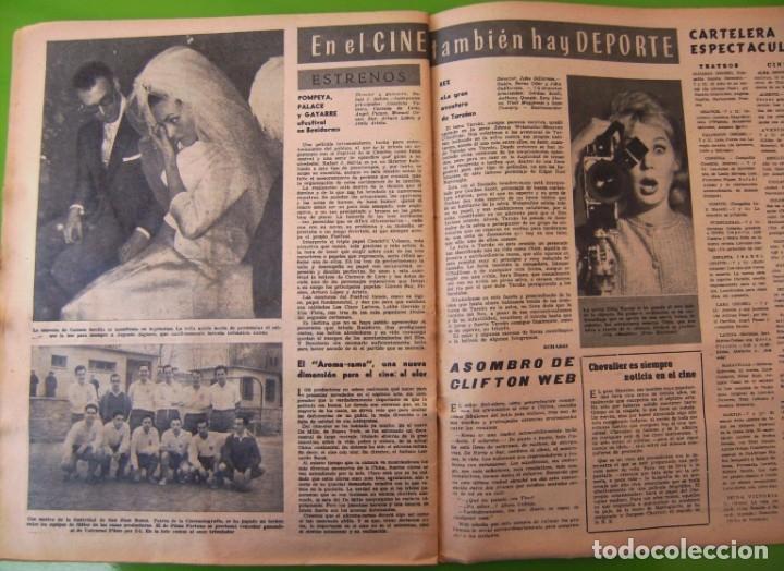 Coleccionismo deportivo: LOTE 3 MARCA de 1963 - Foto 9 - 177012893