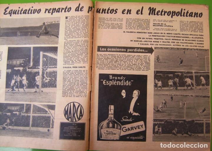 Coleccionismo deportivo: LOTE 3 MARCA de 1963 - Foto 10 - 177012893