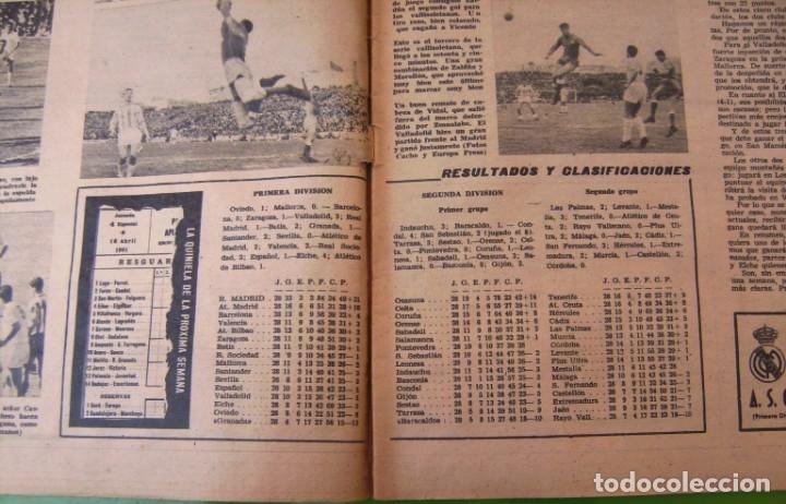 Coleccionismo deportivo: LOTE 3 MARCA de 1963 - Foto 11 - 177012893
