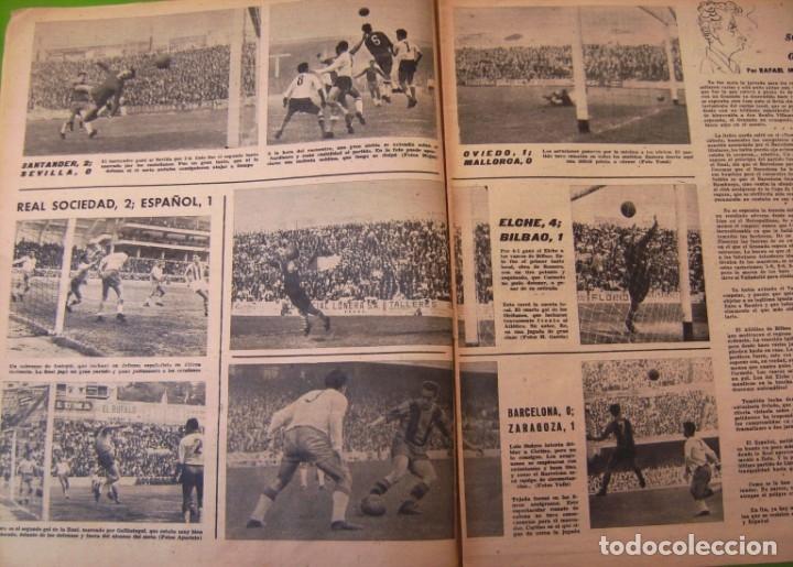 Coleccionismo deportivo: LOTE 3 MARCA de 1963 - Foto 12 - 177012893