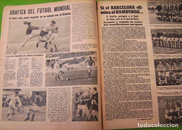 Coleccionismo deportivo: LOTE 3 MARCA de 1963 - Foto 13 - 177012893