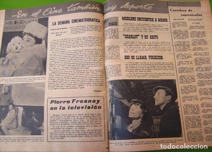 Coleccionismo deportivo: LOTE 3 MARCA de 1963 - Foto 16 - 177012893