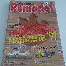 Coleccionismo deportivo: REVISTA RC MODEL N.193 AÑO1997. Lote 177038407