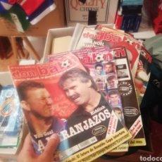 Coleccionismo deportivo: DON BALON AÑO 1998. LOTE DE 30 REVISTAS.. Lote 177082204