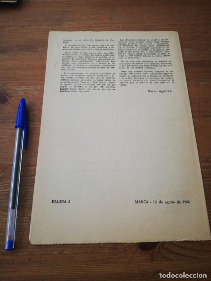 Coleccionismo deportivo: 40 días, 40 Ases, 40 biografias. Billy Wright. El récordman de la selección inglesa - Foto 2 - 177286062