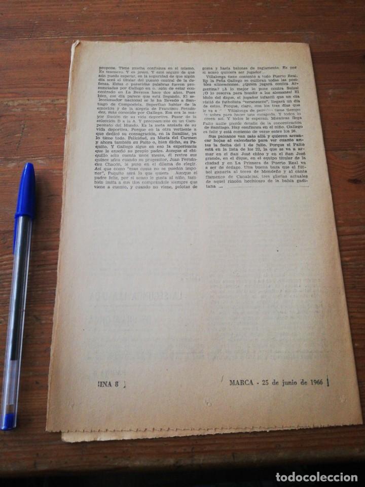 Coleccionismo deportivo: 40 días, 40 Ases, 40 biografias. Gallego. El as de Puerto Real. - Foto 2 - 177287424