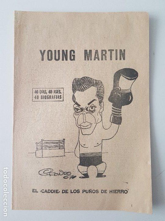 Coleccionismo deportivo: LOTE 38 BIOGRAFIAS MARCA. 40 dias,40 ases,40 biografias - Foto 18 - 177627017