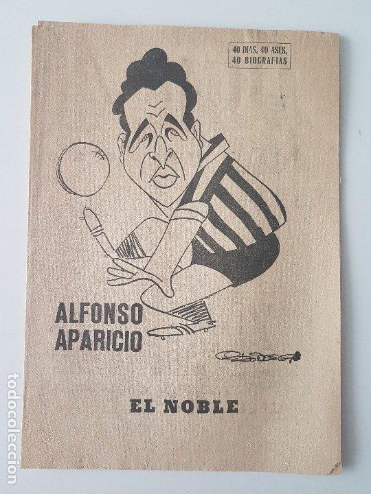 Coleccionismo deportivo: LOTE 38 BIOGRAFIAS MARCA. 40 dias,40 ases,40 biografias - Foto 22 - 177627017