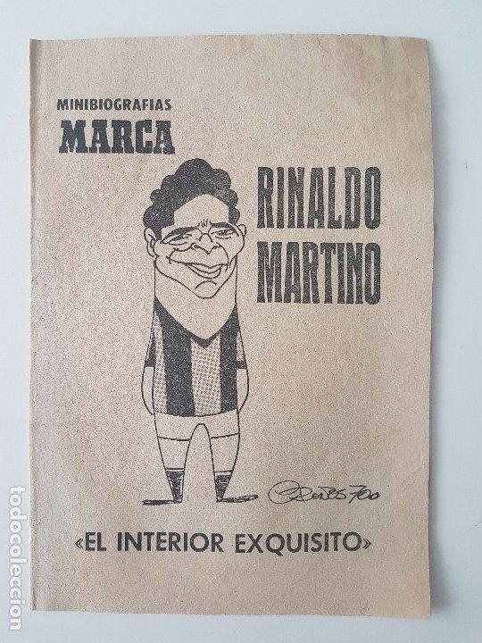 Coleccionismo deportivo: LOTE 38 BIOGRAFIAS MARCA. 40 dias,40 ases,40 biografias - Foto 29 - 177627017