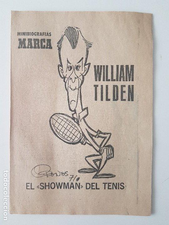Coleccionismo deportivo: LOTE 38 BIOGRAFIAS MARCA. 40 dias,40 ases,40 biografias - Foto 31 - 177627017