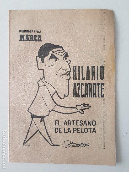 Coleccionismo deportivo: LOTE 38 BIOGRAFIAS MARCA. 40 dias,40 ases,40 biografias - Foto 32 - 177627017