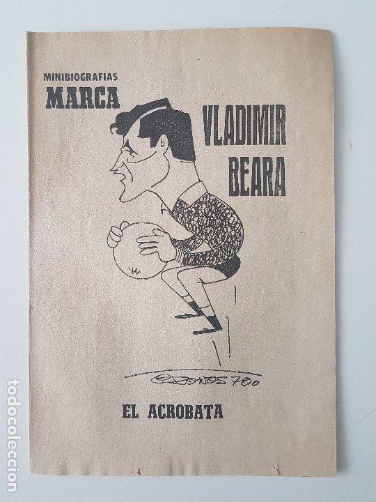 Coleccionismo deportivo: LOTE 38 BIOGRAFIAS MARCA. 40 dias,40 ases,40 biografias - Foto 33 - 177627017
