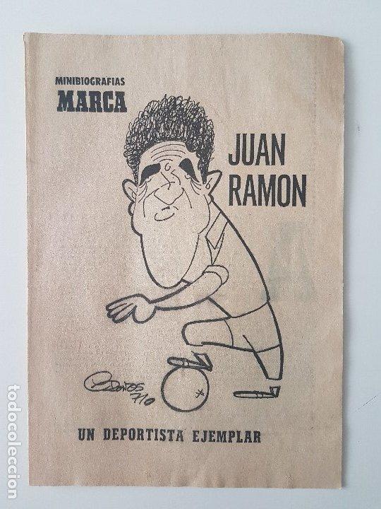 Coleccionismo deportivo: LOTE 38 BIOGRAFIAS MARCA. 40 dias,40 ases,40 biografias - Foto 34 - 177627017