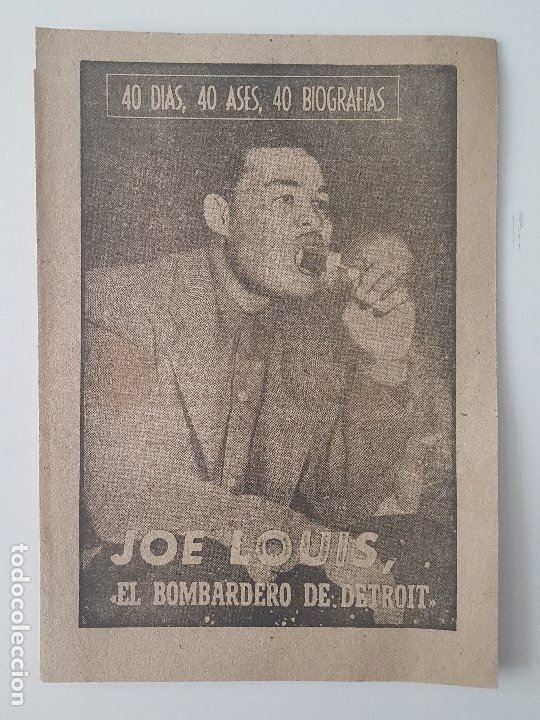Coleccionismo deportivo: LOTE 38 BIOGRAFIAS MARCA. 40 dias,40 ases,40 biografias - Foto 37 - 177627017