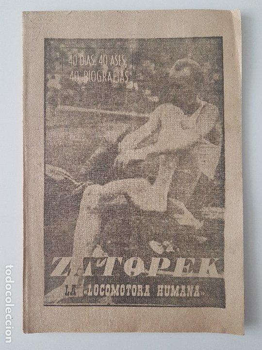 Coleccionismo deportivo: LOTE 38 BIOGRAFIAS MARCA. 40 dias,40 ases,40 biografias - Foto 38 - 177627017