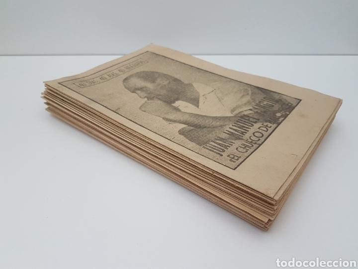 LOTE 38 BIOGRAFIAS MARCA. 40 DIAS,40 ASES,40 BIOGRAFIAS (Coleccionismo Deportivo - Revistas y Periódicos - Marca)