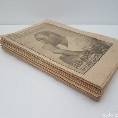 Coleccionismo deportivo: LOTE 38 BIOGRAFIAS MARCA. 40 DIAS,40 ASES,40 BIOGRAFIAS. Lote 177627017
