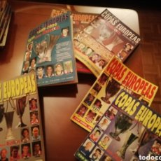 Coleccionismo deportivo: DON BALON. EXTRAS COPAS EUROPA 1998-2006.. Lote 177787924