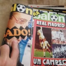 Coleccionismo deportivo: DON BALON. REAL MADRID CAMPEÓN LIGA 1975. EXTRA ESPECIAL.. Lote 177837632