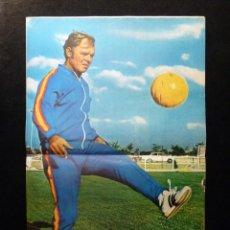 Coleccionismo deportivo: AS COLOR. Nº 38, 1972. POSTER LADISLAO KUBALA. SOBRE EL BARRO, MEJORES LOS BILBAINOS.... Lote 178043028