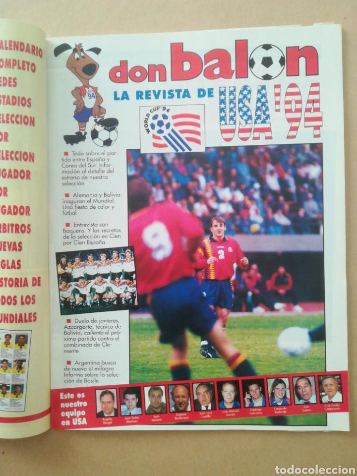 Coleccionismo deportivo: Don Balón N°973 - Foto 3 - 178108458