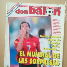 Coleccionismo deportivo: DON BALÓN N°973. Lote 178108458