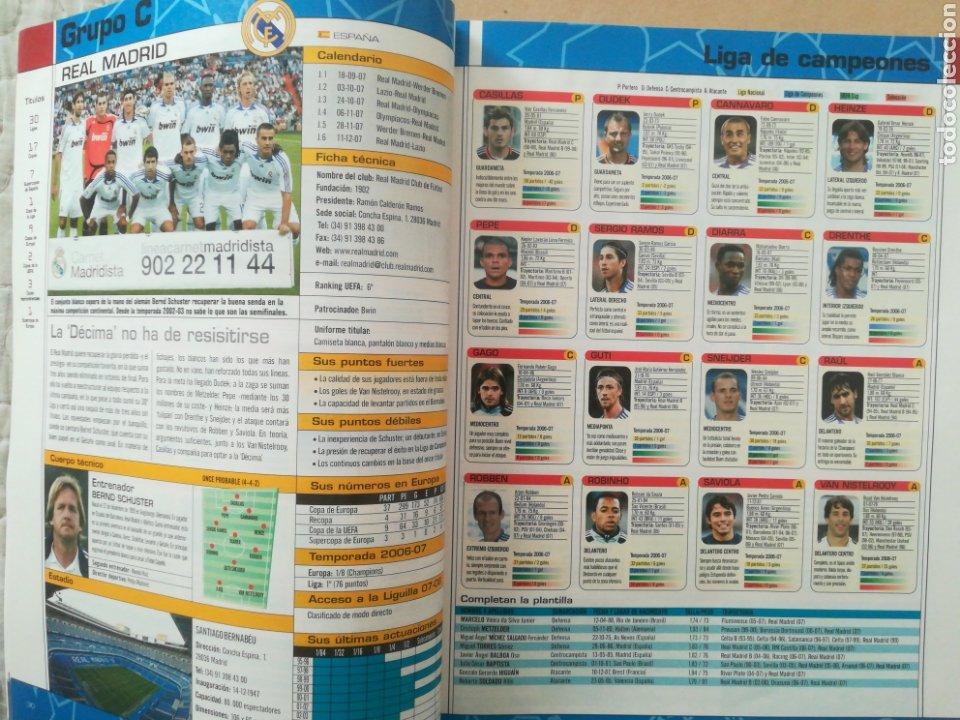 Coleccionismo deportivo: Don Balón Extra Copas Europeas 2007-2008 - Foto 5 - 178109574