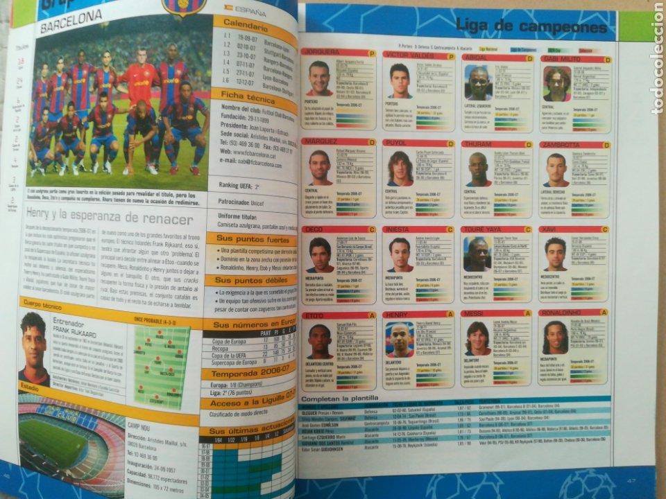 Coleccionismo deportivo: Don Balón Extra Copas Europeas 2007-2008 - Foto 6 - 178109574