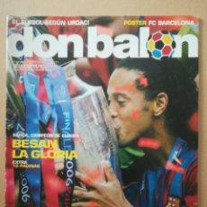Coleccionismo deportivo: DON BALÓN N°1597. Lote 178127124