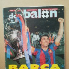 Coleccionismo deportivo: DON BALÓN N°865. Lote 178206565