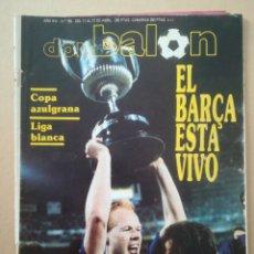 Coleccionismo deportivo: DON BALÓN N°755. Lote 178207138