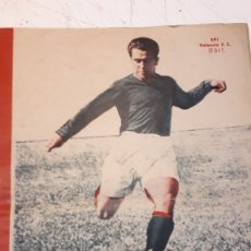 Coleccionismo deportivo: REVISTA MARCA 1945, EPI. VALENCIA F. C.. Lote 178227876