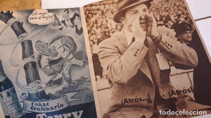 Coleccionismo deportivo: Revista Marca 1945, Epi. Valencia F. C. - Foto 2 - 178227876