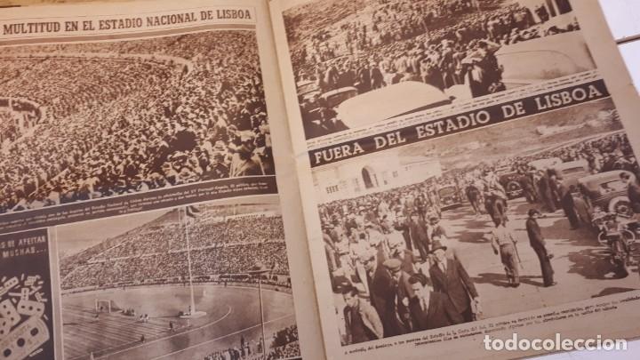 Coleccionismo deportivo: Revista Marca 1945, Epi. Valencia F. C. - Foto 3 - 178227876