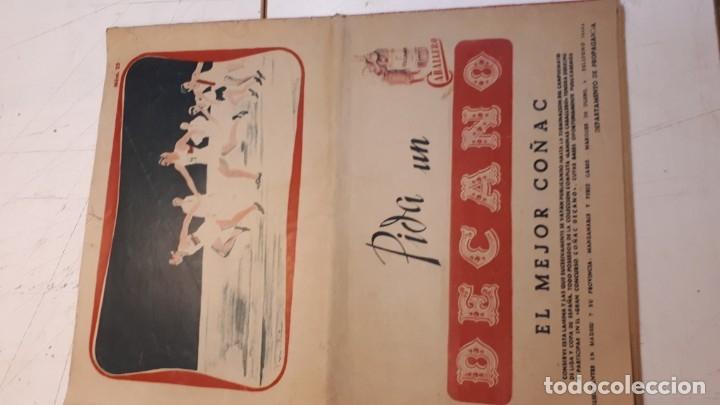 Coleccionismo deportivo: Revista Marca 1945, Epi. Valencia F. C. - Foto 7 - 178227876