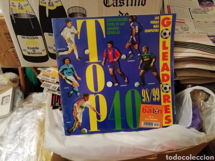 Coleccionismo deportivo: Don balon top 40. 3 números especiales. - Foto 2 - 178245195
