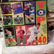 Coleccionismo deportivo: DON BALON TOP 40. 3 NÚMEROS ESPECIALES.. Lote 178245195