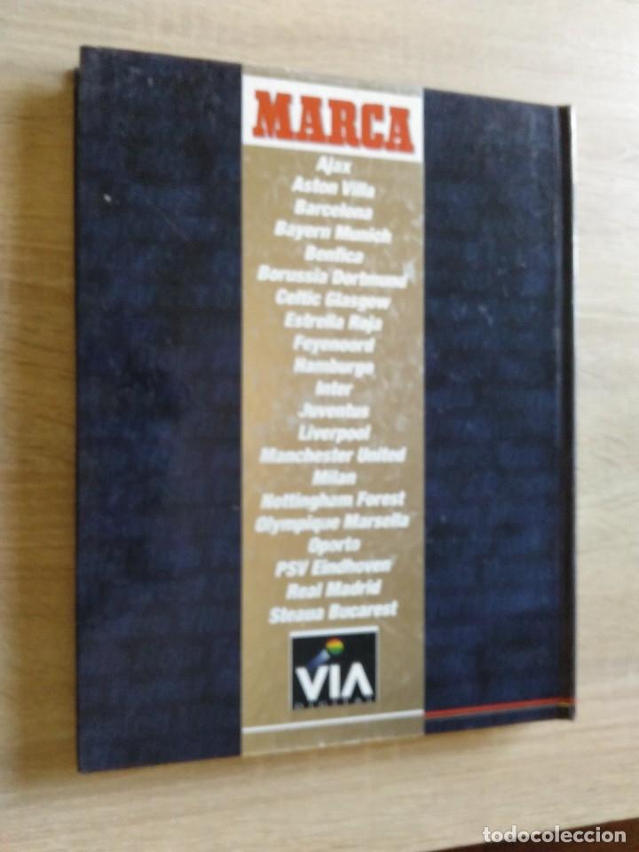 Coleccionismo deportivo: EL LIBRO DE LOS CAMPEONES DE EUROPA * MARCA * VIA DIGITAL * COMPLETO - Foto 3 - 178276637