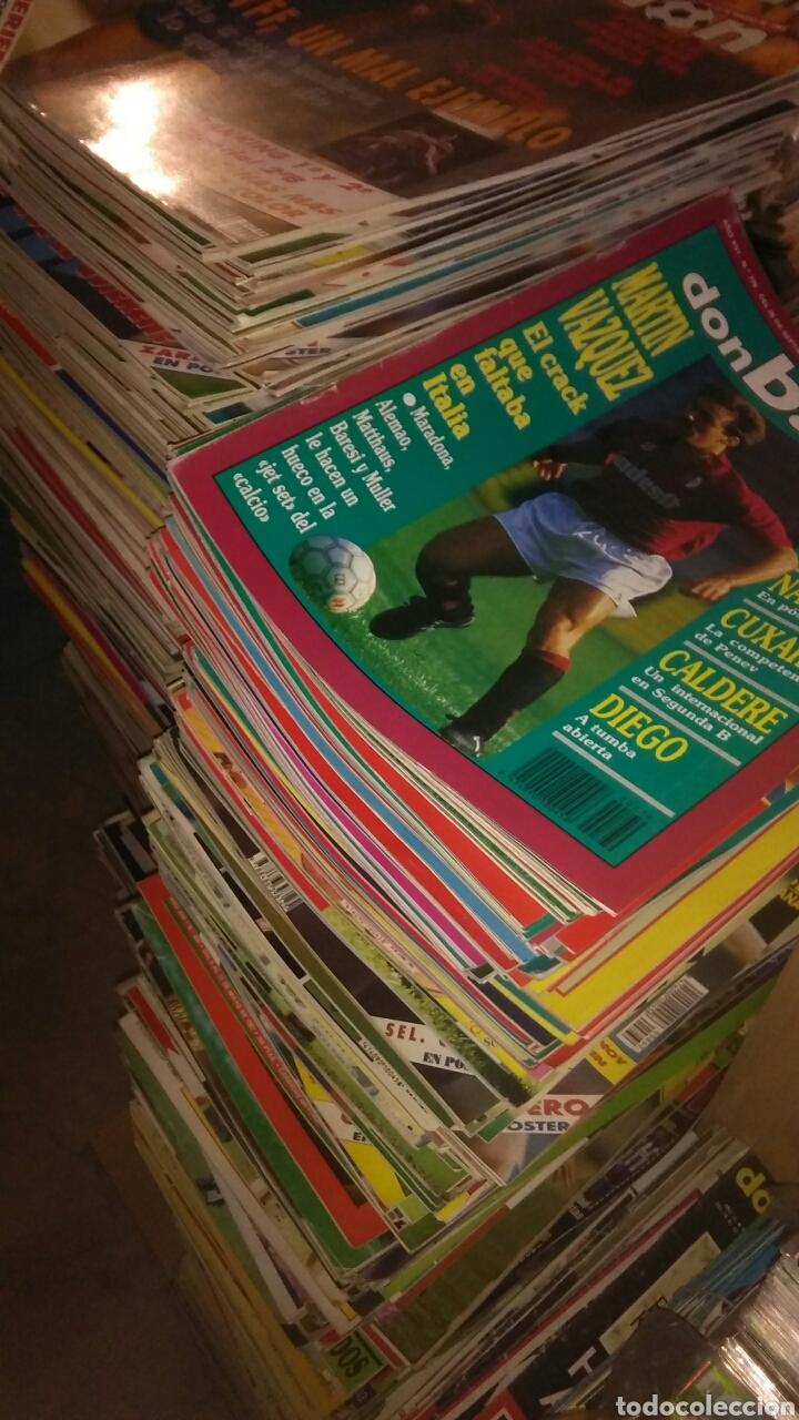250 REVISTAS DIFERENTES DON BALON ENTRE EL NUMERO 661 Y 954 (Coleccionismo Deportivo - Revistas y Periódicos - Don Balón)