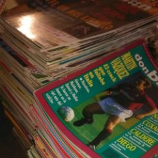 Coleccionismo deportivo: 250 REVISTAS DIFERENTES DON BALON ENTRE EL NUMERO 661 Y 954. Lote 178293422