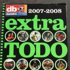 Collectionnisme sportif: FÚTBOL DON BALÓN EXTRA TODO FÚTBOL 2007-2008 - AS MARCA MUNDO DEPORTIVO SPORT CROMO ÁLBUM. Lote 178324166