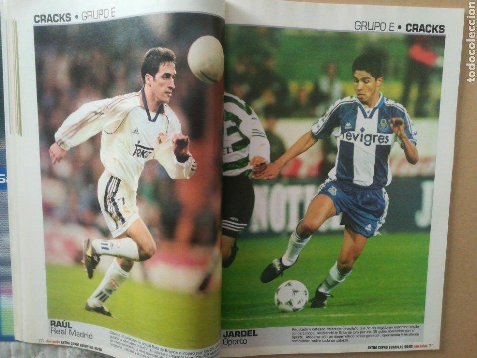 Coleccionismo deportivo: Don Balón Extra Copas Europeas 1999-2000 - Foto 7 - 178339841