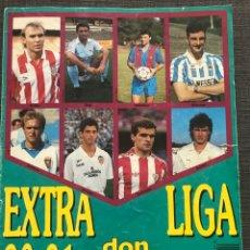 Coleccionismo deportivo: FÚTBOL DON BALÓN EXTRA LIGA 20 TEMPORADA 90-91 - AS MARCA SPORT MUNDO DEPORTIVO CROMO ÁLBUM. Lote 178593252