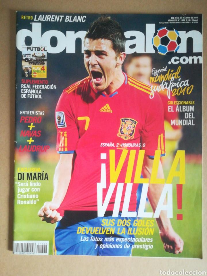 DON BALÓN N°1808 (Coleccionismo Deportivo - Revistas y Periódicos - Don Balón)