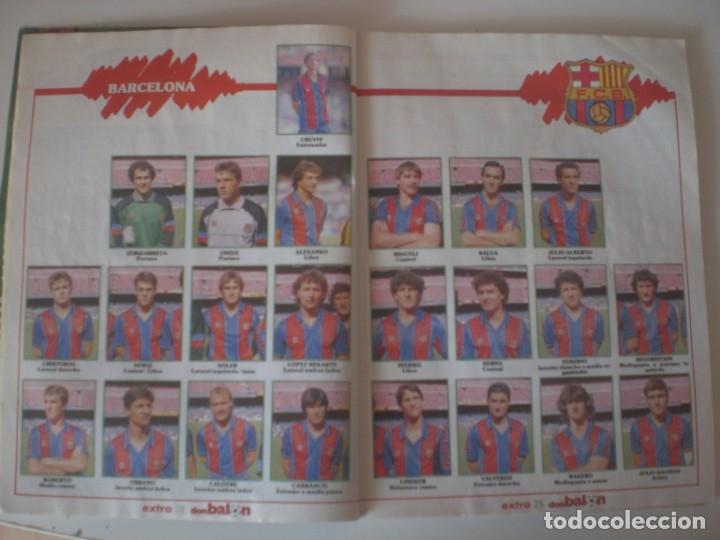 Coleccionismo deportivo: REVISTA DON BALÓN EXTRA LIGA 88/89 (EXTRA Nº 16) - Foto 2 - 178621201