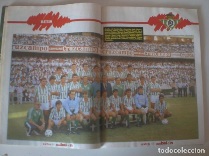 Coleccionismo deportivo: REVISTA DON BALÓN EXTRA LIGA 88/89 (EXTRA Nº 16) - Foto 3 - 178621201