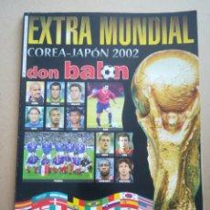 Coleccionismo deportivo: DON BALÓN EXTRA MUNDIAL COREA-JAPÓN 2002. Lote 178874235
