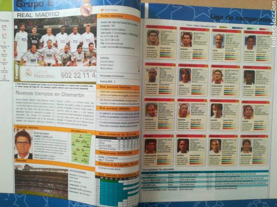 Coleccionismo deportivo: Don Balón Extra Copas Europeas 2006-2007 - Foto 3 - 178944827