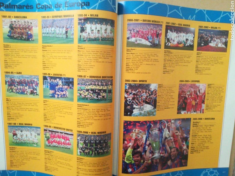 Coleccionismo deportivo: Don Balón Extra Copas Europeas 2006-2007 - Foto 4 - 178944827