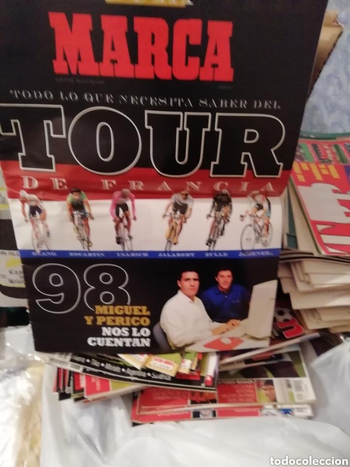 TOUR CICLISMO 1998. GUÍA ESPECIAL MARCA (Coleccionismo Deportivo - Revistas y Periódicos - Marca)